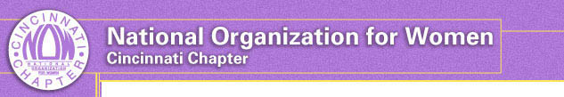 National Organization for Women, Cincinnati Chapter logo